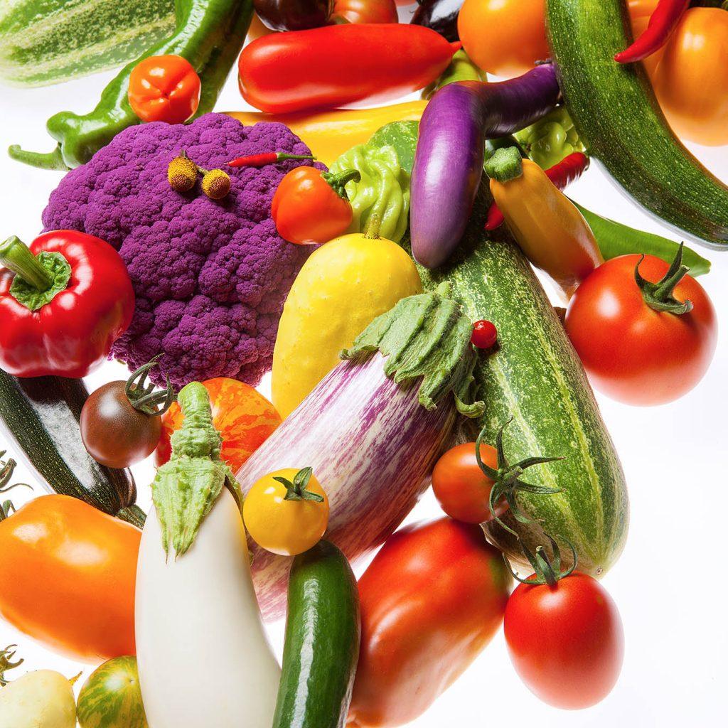 Food, Gemüse, Tomaten mit Geschmack