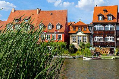 Bayern,Franken,Stadt Bamberg, Klein Venedig