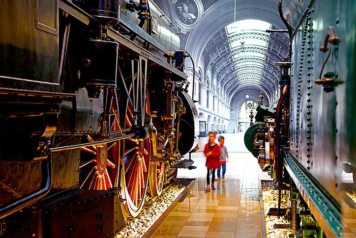 Nürnberg Eisenbahn, Verkehrsmuseum