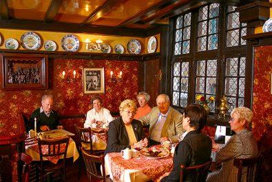 Cafe und Restaurant in Aachen, Printenbäckerei