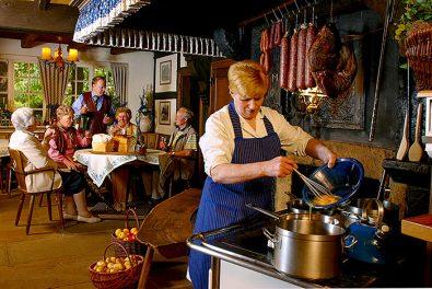 Historisches Restaurant