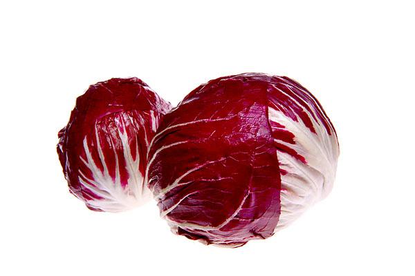 Raritäten mit Biss. Food, Gemüse, Radiccio-Salat