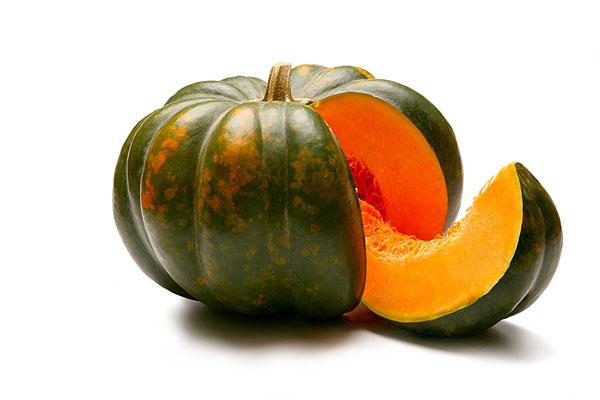 Raritäten mit Biss. Food, Gemüse; Muskatkuerbis.
