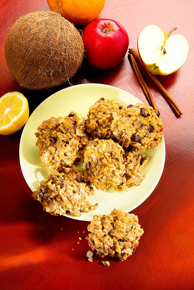 Ratgeber 4_2016 Kokos-Apfel-Kekse